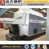 High Heat Efficiency Wood Fired Steam Boiler. Food Boiler