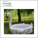Goose Shape New Style Inflatable Swan Float Pool