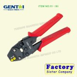 Energy Saving Crimping Pliers for Non-Insulated Tabs and Receptacles