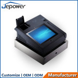 Desktop POS Systems Fitted with Thermal Printer and Cash Drawer and Customer Display Unit