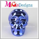 Creative Ceramic Arts Gifts Skull Money Box for Kids