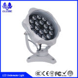 Color Waterproof 36W LED Underwater Light Marine Light