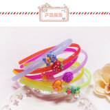 Colorful Children′s Hair Hoop High Quality Girls′ Headdress