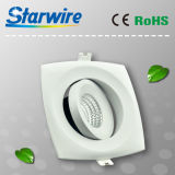 Cl12-B04 High Lumen Dimmable 12W COB LED Downlight