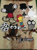Garment Accessories Animal Patches Embroidery Patch Ym-23