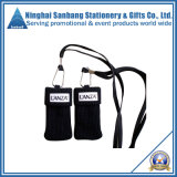 Lanyard Mobile Phone Pouch with PVC Patch (Ej-012)