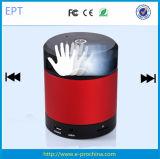 Red Round Shape Portable Hand Gesture Bluetooth Speaker (EB-06)