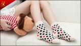 Popular Custom Girl Cotton Socks