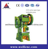 Jc23 Series Open Type Inclinable Punching Machine