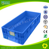 PP Plastic Turnover Box for Transportation with Corner and Handle