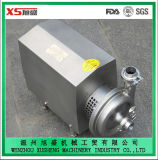 5t 24m 1.5kw Stainless Steel Ss304 Ss316L Dairy Centrifugal Pumps
