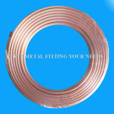 R410A Grade Flexible Type L Copper Pipe for Split AC