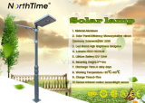 6-80W PIR Motion Sensor Automatic Solar Street LED Street