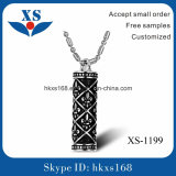 New Designs Stainless Steel Pendant Charm Bullet Pendant