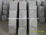 White Polished Natural Stone Marble for Kitchen Top and Sculpture