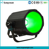 Indoor DMX RGB 3in1 150W Flood LED Light for Stage