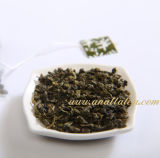 Organic Loose Leaf Oolong Tea with Tea Bag Package