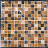 Matte Glaze Black and White Ceramic Mosaic Tiles