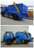 8 Ton Arm Roll Garbage Truck for Exportation
