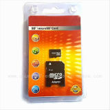 Free Customized Lodo 1GB - 32GB Micro SD Memory Card High Speed Mobile Phone Memory Card