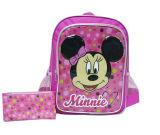 Cute Girl Mickey Child School Bag