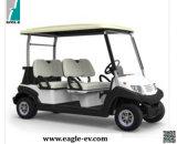 Luxury Golf Cart, 2014 New Model, 4 Seats, Aluminum Chassis, Eg204ak