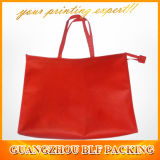 Large Shopping Bag with Zipper