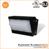 UL Dlc Listed Outdoor 120W LED Wall Pack Light