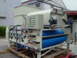 Cost Effective Belt Filter Press for Wastewater Treatment (HTE-2500L) , with Its Low Polymer and Energy Usage