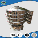China Wire Mesh Rotary Vibrating Filter Screen