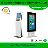 47 Inch Digital Payment Kiosk Standing Network