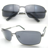 2015 Classical Best Sell Man Polarized Metal Sunglasses