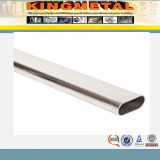 304 Welded Oval Stainless Steel Tube for Decoration