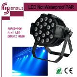 18PCS LED Stage PAR Light (HL-029)