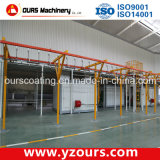 Best Popular Painting Line with Best Spraying Machine