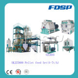 High Output Pellet Making Machine Plant