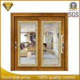 Double Glass Design Aluminium Alloy Profile 6063-T5 Sliding Door