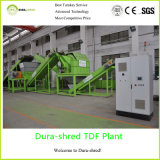 Dura-Shred Automatic Waste Tire Recycling Machines for Tdf (TR2147)