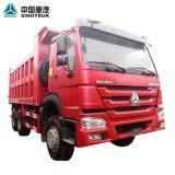 Sino Double Axles Drive 17m3 Tipper Truck 25t (ZZ3257N3447A1)