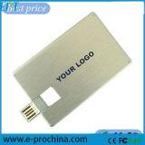 Customized Metal Business Card Memory Disk USB Flash Drive (EC05)