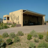 Light Steel Structure for Car Park Maintenance Center (KXD-SSB1301)