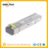 Bidi XFP 10g 1490/1550nm 80km Fiber Optical Transceiver