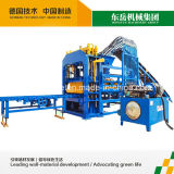 Qt4-15c Auto Interlocking Paving Bricks Production Line (50 plants in India)