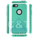 Heavy Duty Soft Silicone Case for iPhone 6 Plus