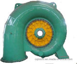 Efficient Water Turbine for Hydropower Plant