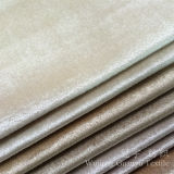 Shiny Velvet 100% Polyester Home Textile Fabrics