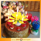 Hot Sales Music Happy Birthday Candle