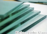 Beautiful Tempered Glass with High Quality and Reasonable Price (JINBO)
