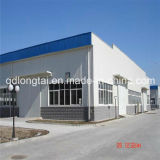 Chemical Plant Structural Metal Office Building (LTX305)