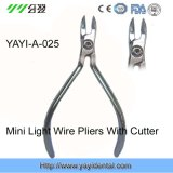 Mini Light Wire Plier with Cutter Light Wire Plier